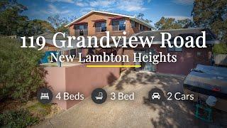 Brilliant Bush Outlook | 119 Grandview Road