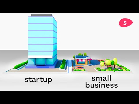 mp4 Startup Vs Small Business, download Startup Vs Small Business video klip Startup Vs Small Business