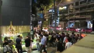 Thermae Bar Closing time - Bangkok 2015
