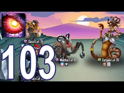 Monster Legends - Gameplay Walkthrough Part 103 - Adventure Map: Levels 111-115 (iOS, Android)