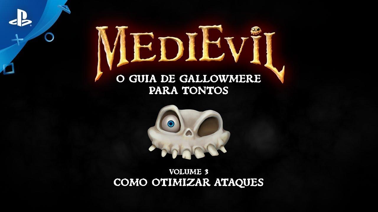 MediEvil: O Guia de Gallowmere para Tontos