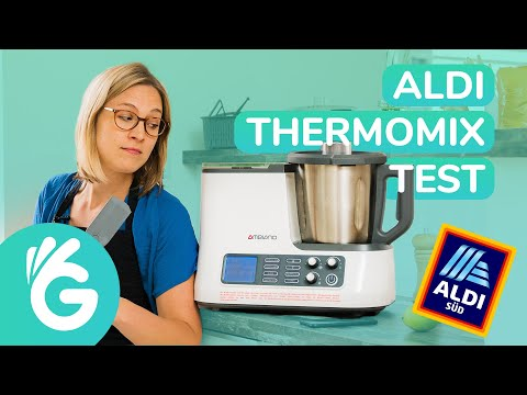 Aldi Thermomix 2019 – die neue Ambiano Küchenmaschine im Test