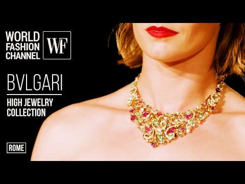 Bvlgari - High jewelry collection presentation   Rome
