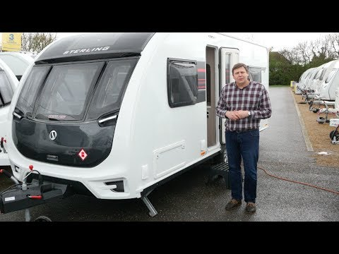 The Practical Caravan Sterling Eccles 510 review
