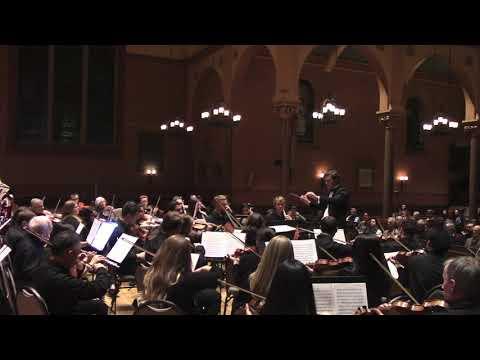 The Apollo Ensemble of Boston Elias Miller, Conductor   Brahms: Symphony No. 4 in E minor, Movement 1