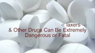 Types of Muscle Relaxers Abused