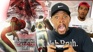 Juice's Happiness UNLEASHED A Killer! - Blitz The League II Gameplay | #ThrowbackThursday