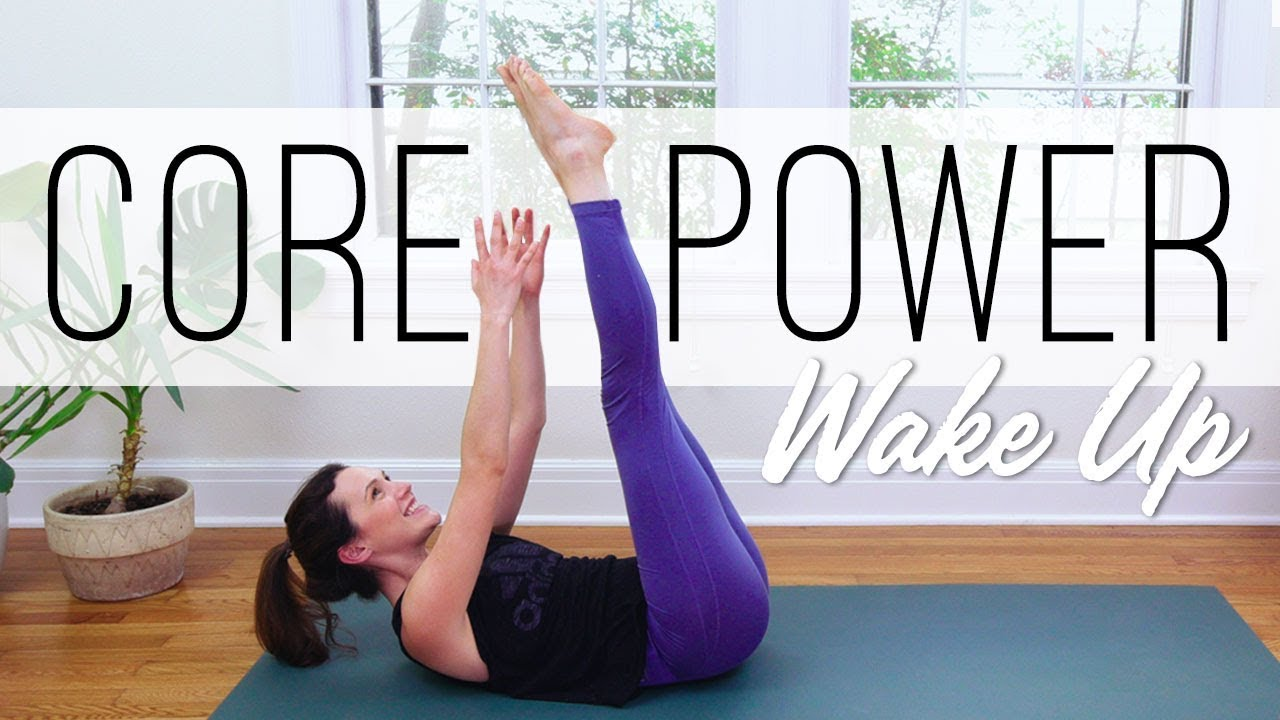 Core Power Wake up