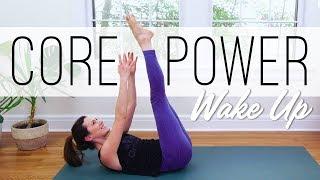 Core Power Wake Up  |  Yoga With Adriene