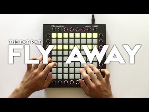 TheFatRat - Fly Away // Launchpad Cover
