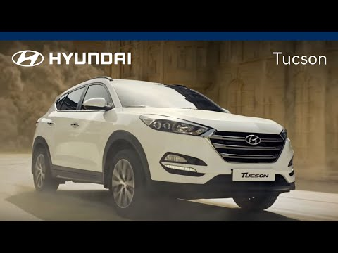 "Hyundai TV Commercial for the All-New Tucson ""Sand City"""