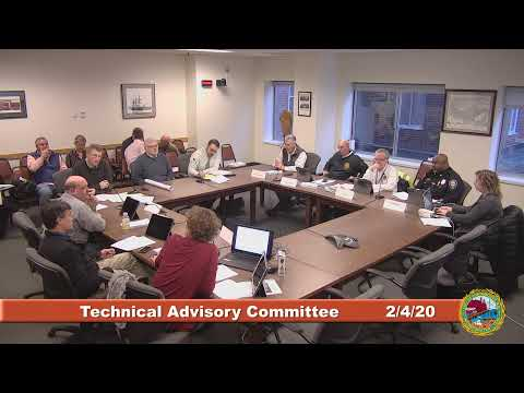 Technical Advisory Committee 2.4.2020