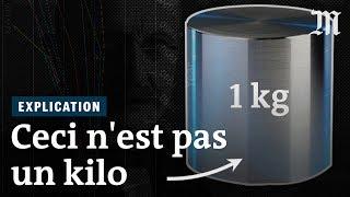 Pourquoi le kilo va être redéfini