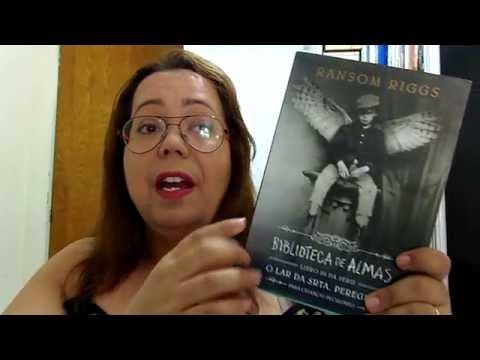 Biblioteca de Almas - Vol III Orfanato da Srta. Peregrine para crianças peculiares