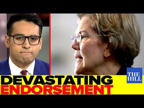 Saagar Enjeti: NYT Editorial board endorsement is devastating for Warren