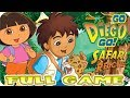 Go Diego Go Safari Rescue Full Game Longplay wii Ps2