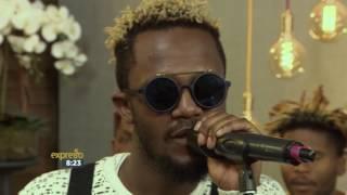 Kwesta featuring TLT perform 'Mmino'