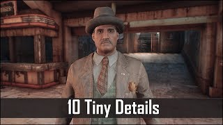 Fallout 4 – 10 Tiny Details You May Have Missed in the Wasteland - Fallout 4 Secrets (Part 7)