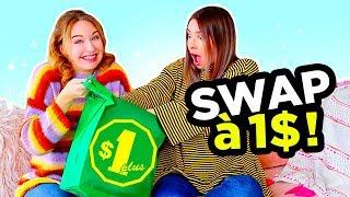 SWAP DE CADEAUX À 1$! | 2e peau
