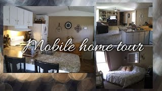 Single Wide Mobile Home Tour