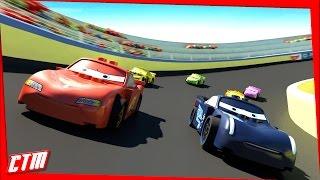 Cars 3 MOVIE Disney Pixar Lego Jackson Storm RACE Lightning McQueen Mater Princess Elsa Anna & Olaf