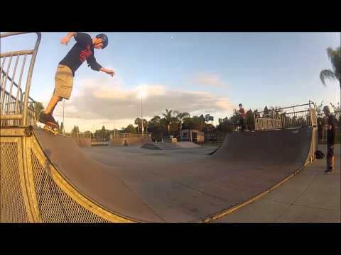 Plant City Skatepark with Dave and Emily