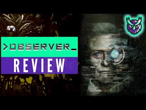 Observer Switch Review (Psychological Sci-Fi Horror!!) video thumbnail