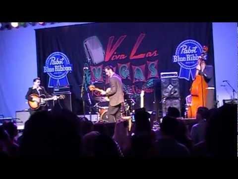 Blue Collar Combo Encore Performance at Viva Las Vegas Rockabilly Weekend 2012