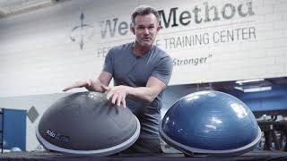BOSU Elite Vs BOSU Pro - WeckMethod