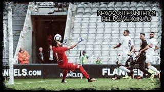 Review | Newcastle United 2-0 Hellas Verona