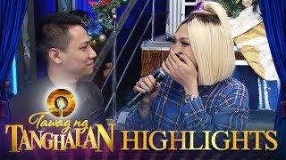 Tawag Ng Tanghalan: Vice introduces his marshal crush