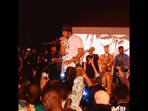 MALEEK BERRY AND SEYI SHAY SHINES AT RUNTOWN'S SOUNDGOD FEST
