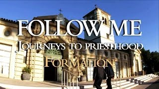 Journeys to Priesthood: Formation