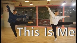 [Jazz] This Is Me   Keala Settle,The Greatest Showman Ensemble(The Greatest Showman OST) Choreo. Jin