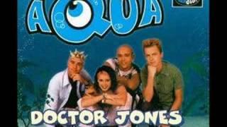 Dr Jones - Aqua