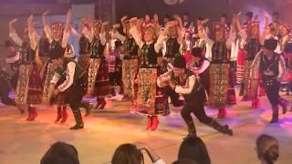 Bulgarian folk dances Болгарские народные танцы