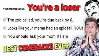 Best Comebacks Ever 2!