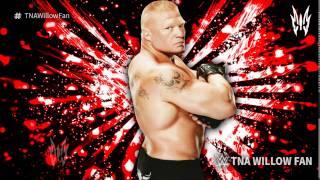 WWE Brock Lesnar 7th Theme Song 'Next Big Thing' (Remix/Remastered) 2016