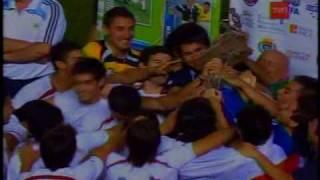 Chile Campeon Vs Francia Esperanzas De Toulon 09