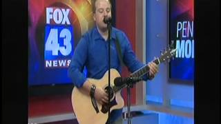 "Jordan White performs ""Maybe, Amy"" LIVE on FOX"