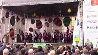 EASTER FOLKLORE FESTIVAL  PRAGUE 2016, Turkish folklore group