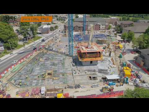 Rise on Chauncey | Drone Construction Footage