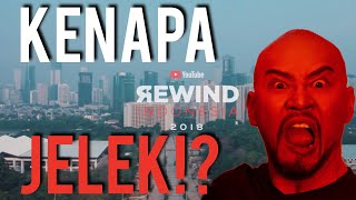 Jadi siapa yang berani bilang kalau Youtube Rewind Indonesia 2018 itu jelek?! SIAPA?!??!?!! hayo siapa?!!?!!? #youtuberewindindonesia #youtube #reaction