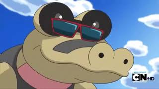 Sandile  - (Pokémon) - Pikachu vs sandile krokorok