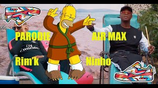 Rim'k Ft Ninho   Air Max (Parodie Homer   Mcdo)
