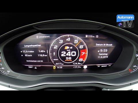 Audi S4 Avant Универсал класса D - тест-драйв 1