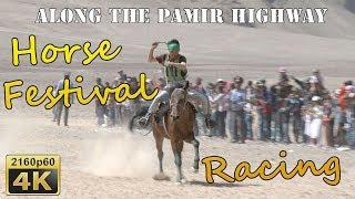 Murghab Horse Festival, Horse Racing - Tajikistan 4K Travel Channel