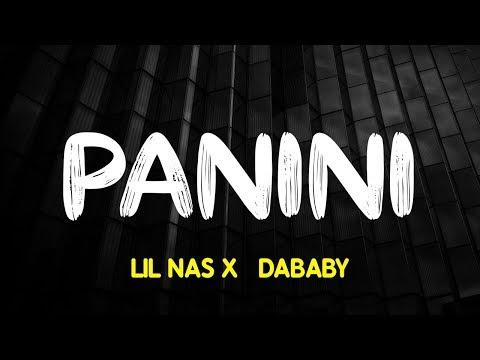 LilNas X & DaBaby – Panini (DaBaby Remix) (Lyrics)