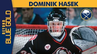 Dominik Hasek    Buffalo Sabres   Beyond Blue & Gold