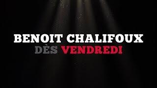 Ce vendredi: Benoit Chalifoux